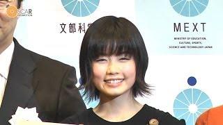 2月21日、国際オリンピック記念青少年総合センターで行われた、文科省主...