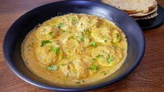 Malai Egg Curry Recipe | Malai Anda Curry | Creamy Egg Curry Recipe | Quick Curry Recipes