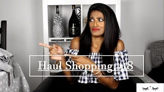 Haul Shopping #18    Zara + Bershka + Stradivarius   Try on