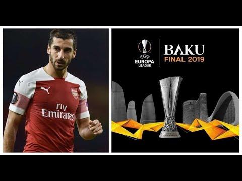 UEFA Taking The Mhki ! (Arsenal Wont Take Mkhitaryan To Azerbaijan)   Gooner Claude TV