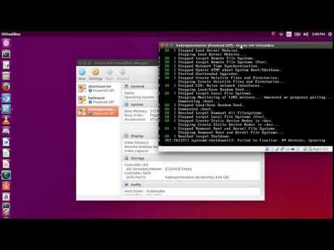 Hadoop 2.7.0 Multi Node Cluster Setup on Ubuntu 15.04
