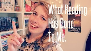 How Reading Has Affected my Behavior! Thumbnail