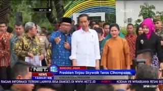 Download Video Ridwan Kamil Dampingi Presiden Jokowi Saat Kunjungan Presdien ke Bandung - NET12 MP3 3GP MP4