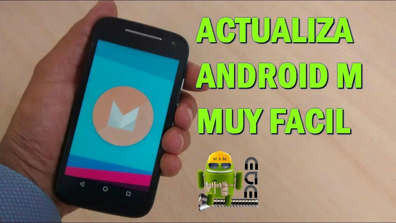Moto E Android 6