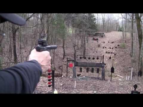 Ruger 22/45 Suppressed