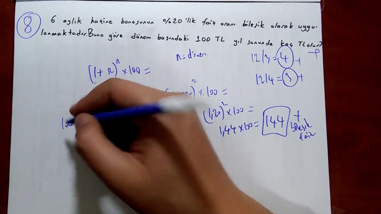 Aöf Makro Iktisat 1ünite Soru çözümü Youtube