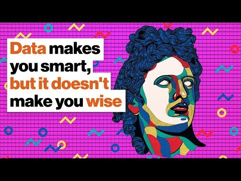 Data makes you smart, but it doesn't make you wise | Timothy Snyder