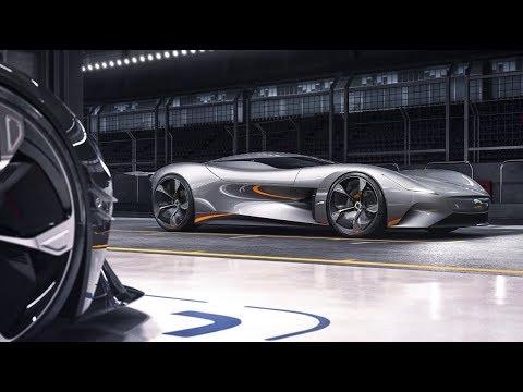 Jaguar | Designing the Vision Gran Turismo Coupé
