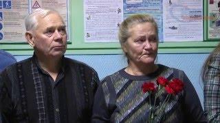 16.12.2015 Открытие мемориальной доски Максиму Пеллинену