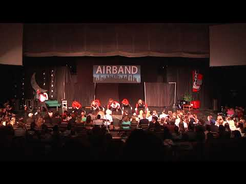Airband 2018 Finales - Special Guest: The Beast Academy