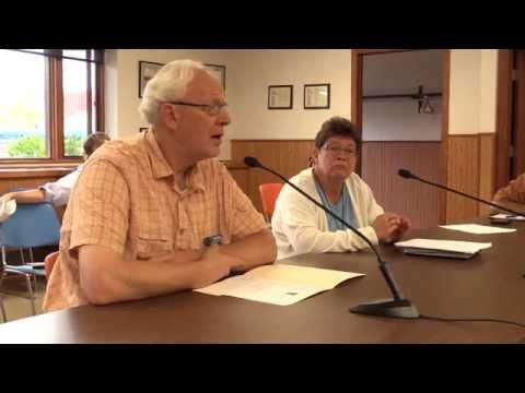 July 27th, 2016 - Grand Marais City Council Meeting