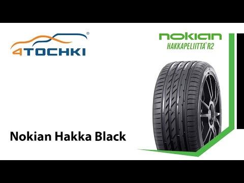 Рекламный ролик Nokian Hakka Black