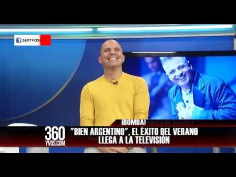 Bien Argentino llega a la TV - #360yvosTV