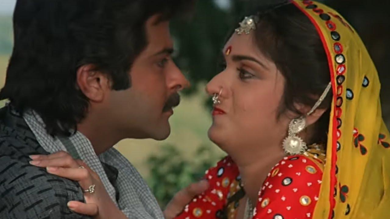 Download अनिल और मिनाक्षी की मजेदार सीन  Amba (1990) (HD)   Anil Kapoor, Meenakshi Seshadri, Shabana Azmi