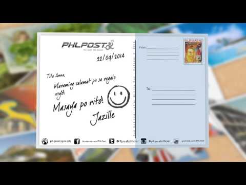 What is a Postcard?