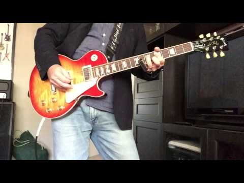Twice as Hard by The Black Crowes - Guitar cover
