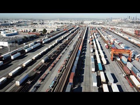 Benefits Of A BNSF Logistics Park