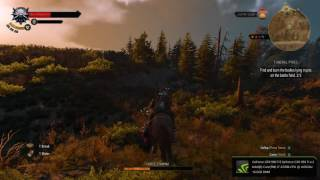 The Witcher 3 4K 60FPS - RENDERED IN 1080P 60FPS-