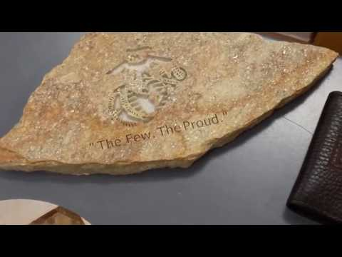 Laser marking, engraving and cutting  all precious metals