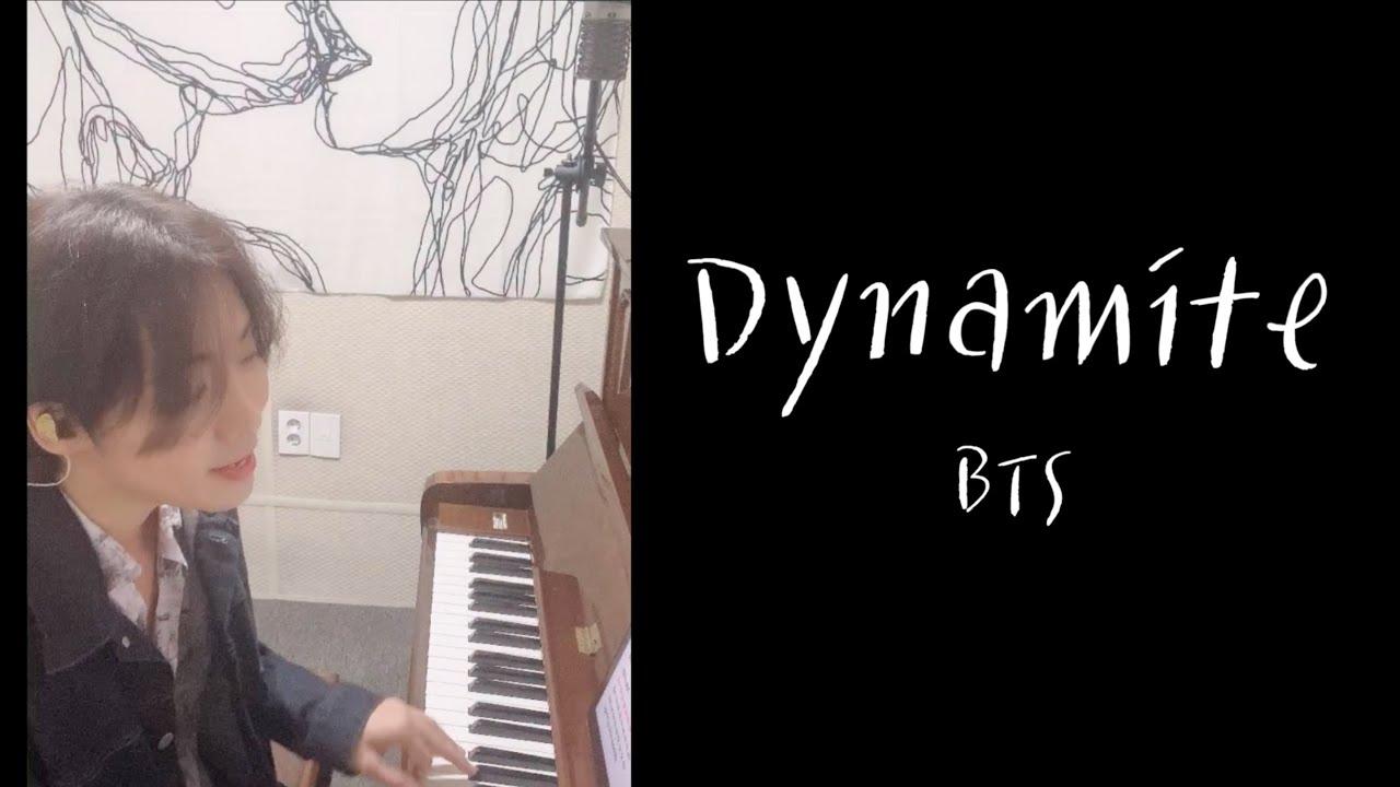 歌詞 カタカナ Dynamite