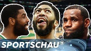 NBA: Wer gewinnt das Tauziehen um Superstar Anthony Davis?   Sportschau