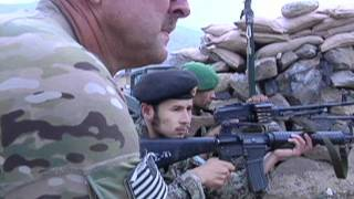 Afghan And U.s. Soldiers Capture Insurgents In Operation Brass Monkey