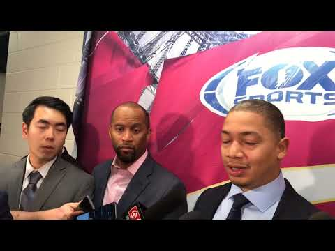 Tyronn Lue wants LeBron James to play like, or as much as, Michael Jordan