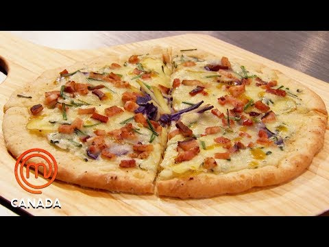 The Pizza Challenge 🍕| MasterChef Canada | MasterChef World
