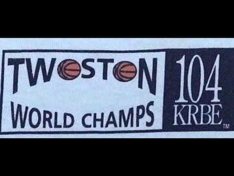 104 KRBE Houston  Music Montage 19901995