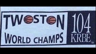 104 KRBE Houston - Music Montage (1990-1995)