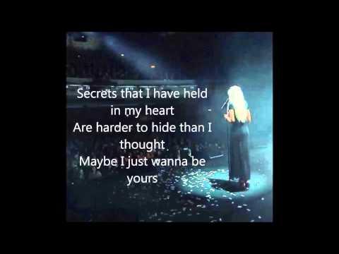 Sofia Karlberg - I wanna be yours (Lyrics)
