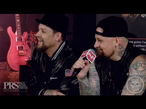 APMAs 2016 Interview: GOOD CHARLOTTE | PRS Backstage Lounge