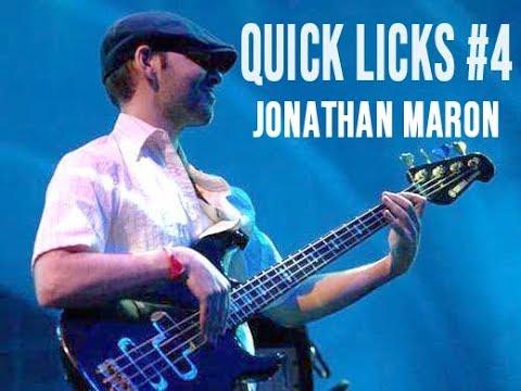 Download Quicks Licks Episode #4: Jonathan Maron