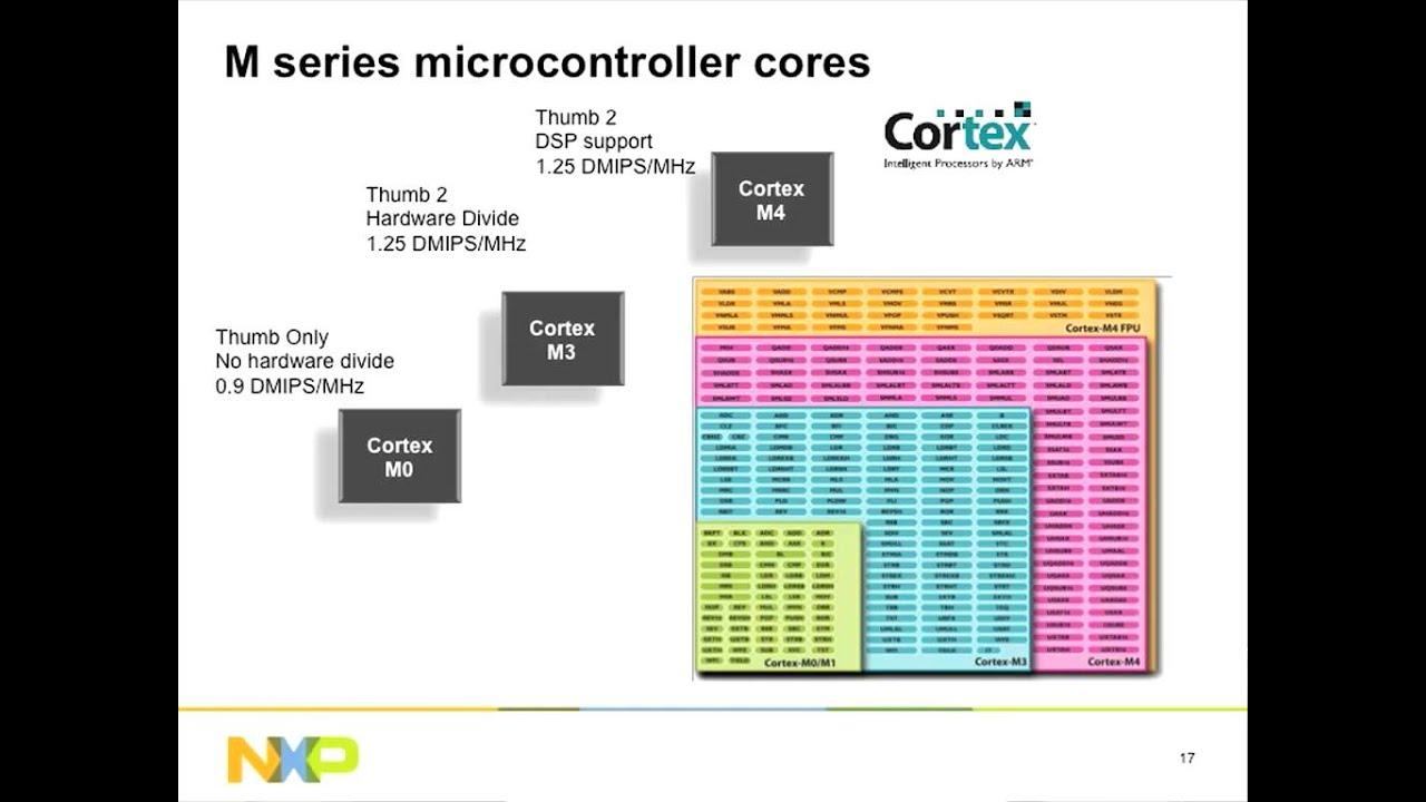 Cortex-M4: Dual-Core Implementation