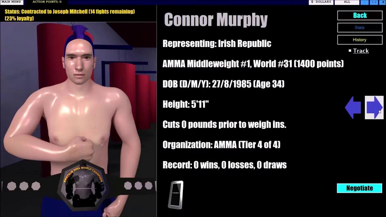 MMA Executive [PC] Coming Soon To Steam! | SuperNewsWorld com