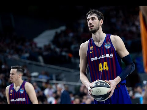 برشلونة يهزم ريال مدريد بكرة السلة  - 14:55-2019 / 2 / 18