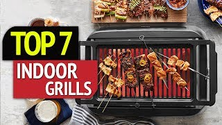 TOP 7: Best Indoor Grills