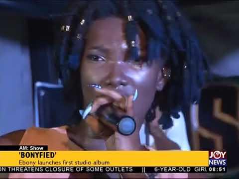 'Bonyfied'- AM Showbiz on JoyNews (7-12-17)