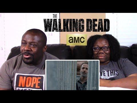 The Walking Dead 8x1 Season Premiere REACTION  | Mercy