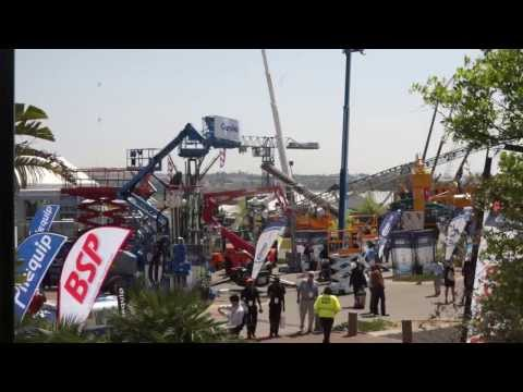 Bauma takes Africa by storm (construction expo)