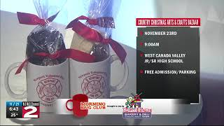 Mug Club: Country Christmas Arts & Crafts Bazaar