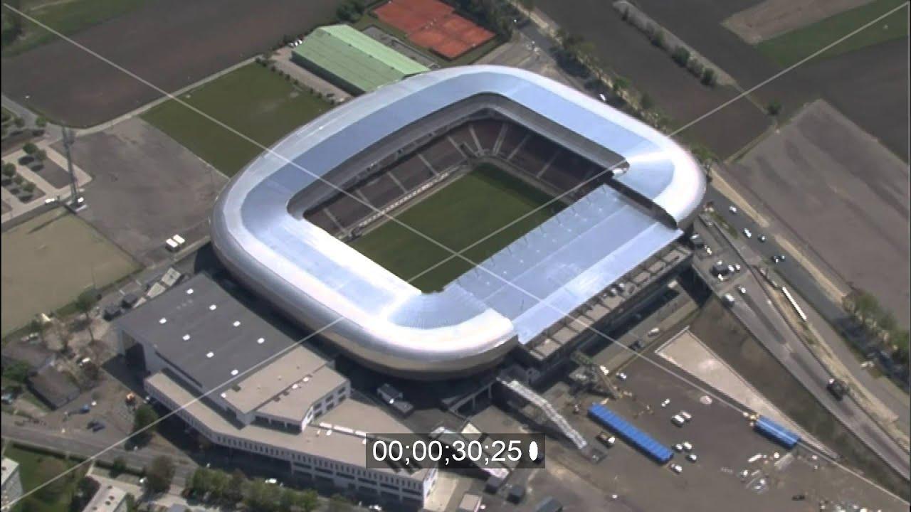 Stadion der Sportpark Klagenfurt GmbH am Südring in Klagenfurt am Wörthersee  in Österreich 5c628e1519