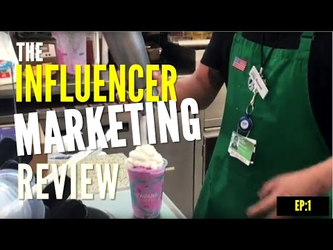 Marketing Review: Starbucks Unicorn Frappuccino and Instagram Influencers