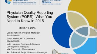 pqrs what you need to know in 2015