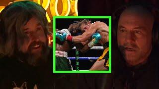 Joe Further Discusses Logan Paul vs. Floyd Mayweather