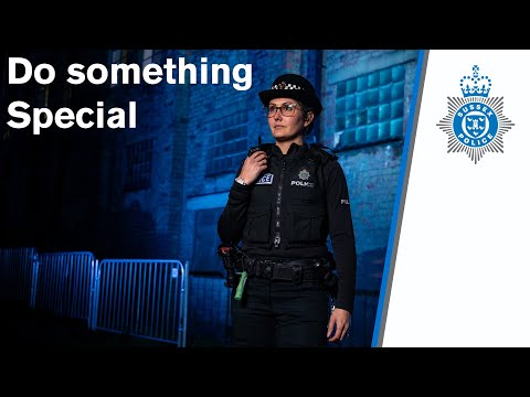 Do Something Special | Become A Special Constable In Sussex Police