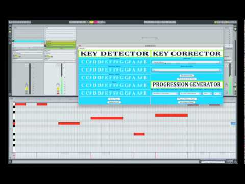 ZS001 VST Musical Key Detection and Key Correction mov
