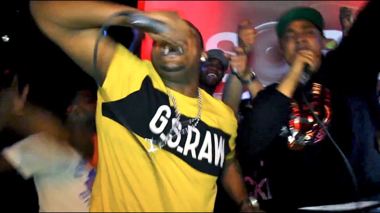SOB'S NEW YORK - OUN-P PERFORMS AND SHUTS IT DOWN (HD)