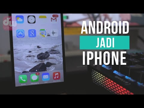 How to Simply Changes Android to iPhone