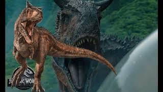 Jurassic World   Carnotaurus SFX Custom